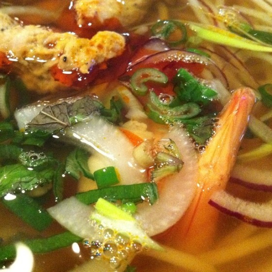 Pho, from CayTre