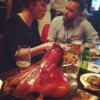 PHOTO: #PigSaw! One lucky table were allowed to keep #PepperPig's head…