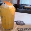 @KammAndSons Number 2 at the newly opened @CaravanKingsX (Kamm & Sons, grapefruit and tonic)