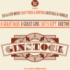 TICKETS ON SALE NOW: @TweatUp presents #GinStock