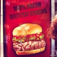Brain Burgers! No joke...