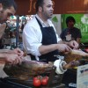 @WeFeastLondon: Succulent Jamón, Sliced Fresh from @Jose_Pizarro