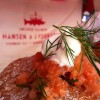 @WeFeastLondon: Salmon Smoked w/Beechwood and Juniper by @Hansen_Lydersen