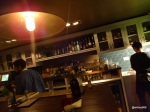 Opium Chinatown - The kitchen pantry style backbar