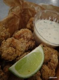 Wishbone Brixton - Salt & Pepper Chicken Thighs with Asian Mayo