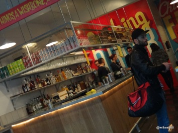 Wishbone Brixton - Bar Area