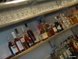 Wishbone Brixton - Nice start to the Back Bar
