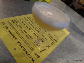 Wishbone Brixton - Vodka Sour