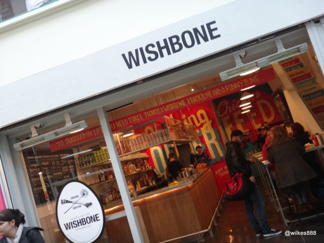 Wishbone Brixton - Chicken Shop