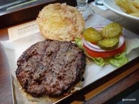 BRGR.CO Soho - Build your own burger