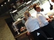 BRGR.CO Soho - Bar & Open Kitchen in one... could do with better extraction