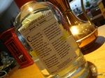 City of London Distillery (COLDistillery) - The prototype packaging for gin made on site!