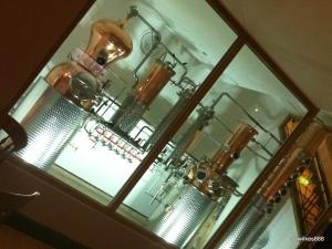 City of London Distillery (COLDistillery) - The Gin and Vodka Still