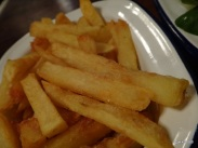 Flatiron Steak (Soho) - Chips Cooked in Beef Drippings