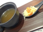 HKK - Poulet de Bresse and dried scallop soup