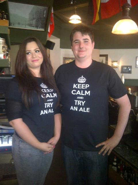 "Keep Calm and Try ""An Ale"""