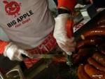 FEAST LONDON (Tobacco Dock) - Big Apple Hot Dogs