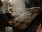 FEAST LONDON (Tobacco Dock) - Patty & Bun Joe in full burger swing
