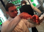 Tanqueray Gin Palace - Drinks flying out...