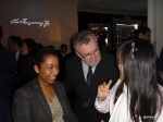 Tanqueray Gin Palace - Tom Nichol explaining gin to Wendy Lam (who started drinking TODAY)