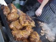 Munch Street Food - Bhangra Burger, lots of meat