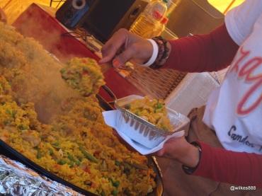 Munch Street Food - Azafran, Paella