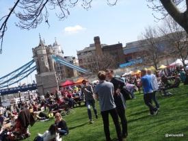 Munch Street Food - In the shadow of Tower Bridge