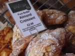 Cheese & Wine Festival - The Flour Station, Almond Croissants