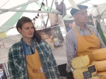 Cheese & Wine Festival - Teifi Farmhouse Cheese