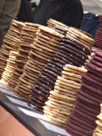 Cheese & Wine Festival - Galeta, Cookies galore