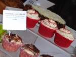 Cheese & Wine Festival - Free From, Tiramisu Cupcakes