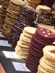Cheese & Wine Festival - Galeta, Cookie Stack