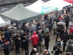 "Street Feast 2013 - The view from the ""Stripped Back"" balcony"
