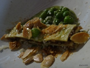 Stripped Back 2013 - Beef & Snail Lasagne