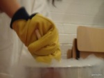 Google Local and Chin Chin Labs 'Ice Cream Experiment' - Protective Gloves Needed