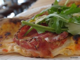 Homeslice - Finocchia & Rocket Pizza Slice