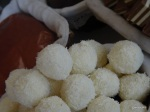 Streets of Spain - White Chocolate Truffles 'Fruita Seca Morilla'
