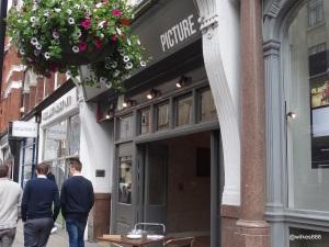 Picture Restaurant - Fitzrovia