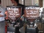 Feast London Jul 2013 - Caravan Coffee, a Las Lajas or Market Blend?