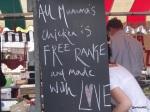 Feast London Jul 2013 - Mumma's Chicken.. with love