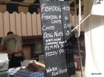 Feast London Jul 2013 - Hix's Fishdogs