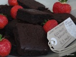 Feast London Jul 2013 - The Detox Kitchen Deli, Beetroot Brownies (Wheat free, diary free & sugar free)