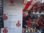 Feast London Jul 2013 - Big Apple Hot Dogs Menu