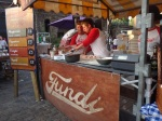 Feast London Jul 2013 - Fundi Pizza