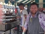 Feast London Jul 2013 - Pig & Butcher lads