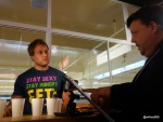 Guinness World Record Attempt by Furious Pete - The rules are re-read
