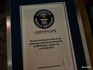 Guinness World Record Attempt by Furious Pete - The proof!