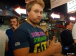 Guinness World Record Attempt by Furious Pete - Meat Market & Guinness World Records Confer