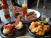 Joe's Southern Kitchen - Jalapeño Poppers, Hot Wings and Popcorn Shrimp