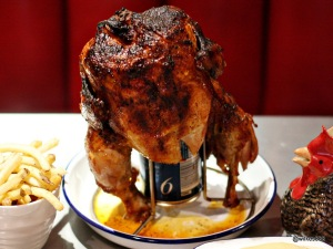 Joe's Southern Kitchen - Beer Can Chicken! (Photo courtesy of Joe's Southern)